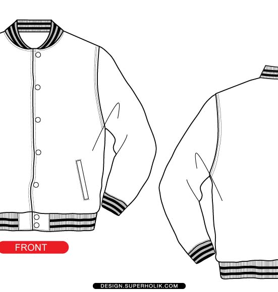 Similiar Windbreaker Template Keywords