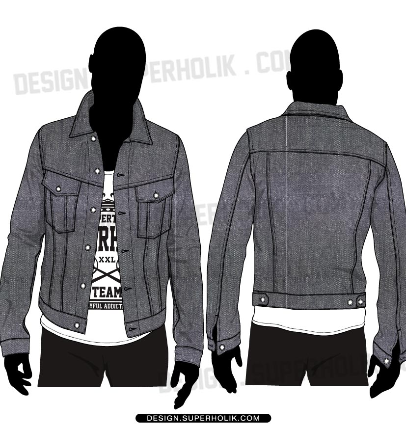 fashion design templates vector illustrations and clip artsdenim