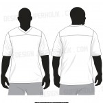 Football Jersey Template Set