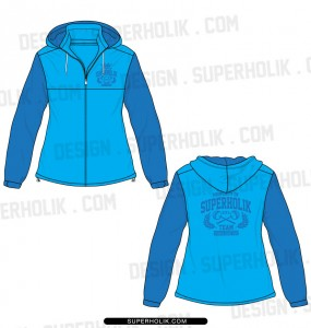 insulated jacket template