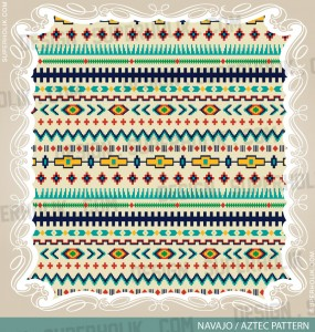 aztec pattern 01