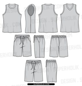 BASKETBALL JERSEY SET